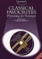 Guest Spot: Classical Favourites Playalong For Trumpet