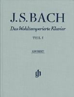 J.S. Bach: Das Wohltemperierte Klavier - Teil I