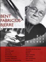 Mit Livs Melodi Bent Fabricius-Bjerre